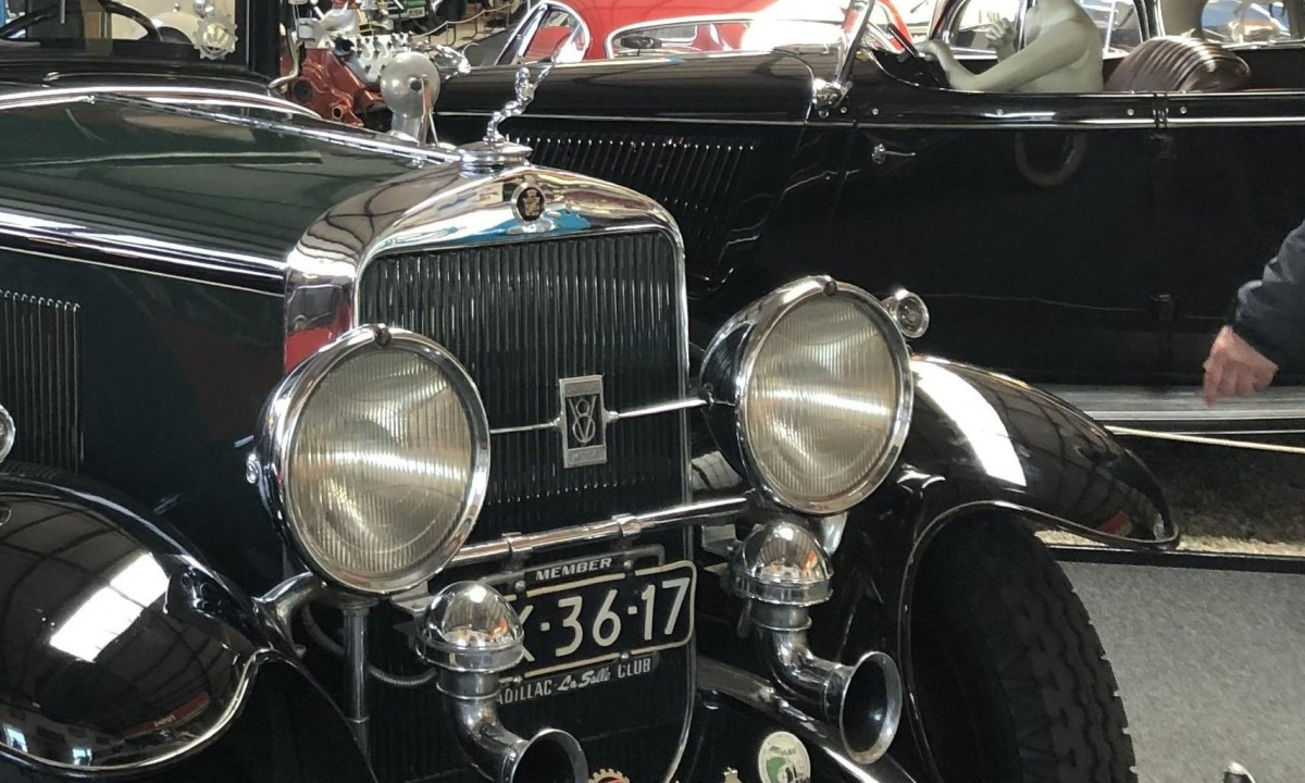 New in the museum – Cadillac